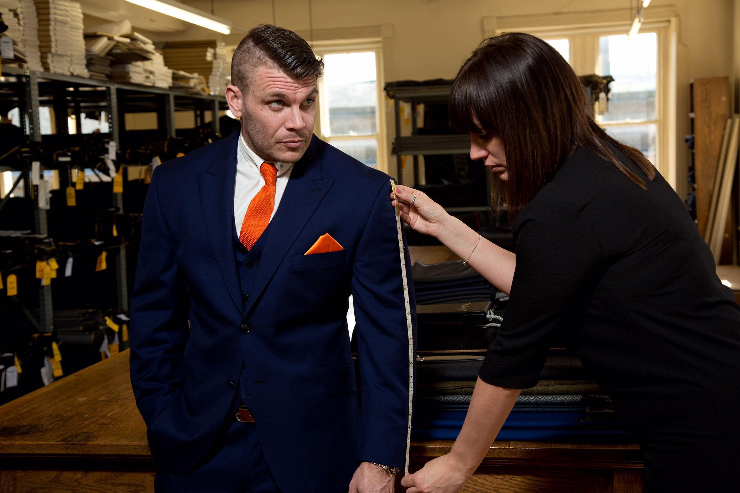 Bespoke Suits Leeds, Tailored Suits Leeds, Wedding Suits Leeds
